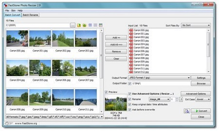 تحميل برنامج عارض الصور FastStone للكمبيوتر مجانا